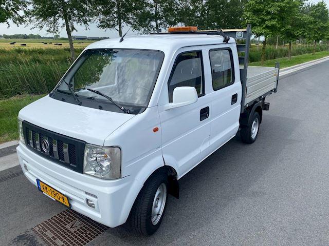 DFSK V-serie V22 1.3 CNG Dubbele cabine KIPPER/BTW/2014/INRUIL IS MOGELIJK.