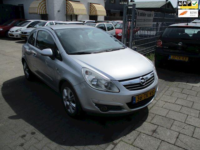 Opel Corsa 1.2-16V Enjoy st bekr airco elek pak nap apk
