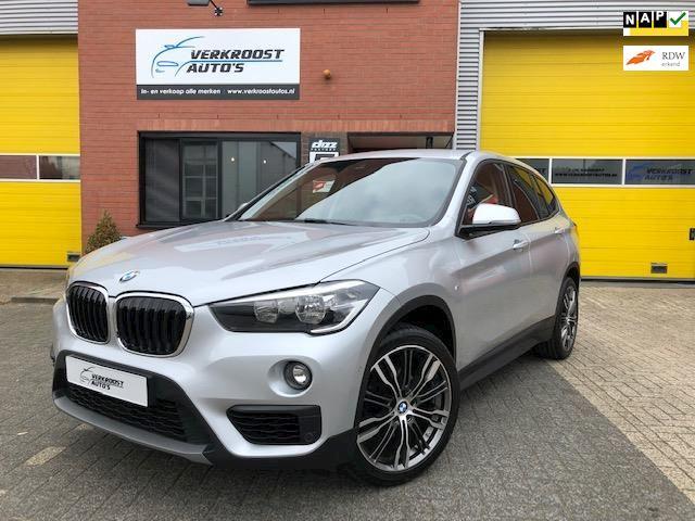 BMW X1 SDrive18i.navi.headup.leer.18inch.voll  64dkm