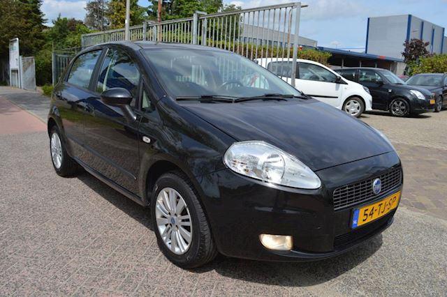 Fiat Grande Punto 1.4 Edizione Blue  Me bj06 airco elec pak