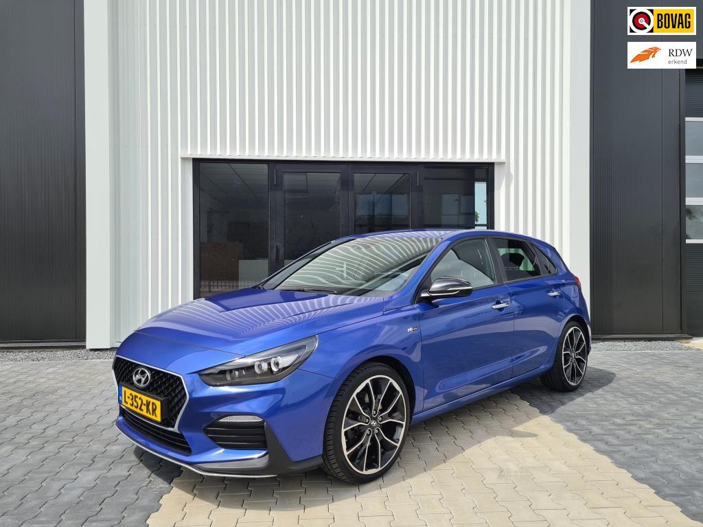 Hyundai I30 occasion - Garage Ekelschot BV