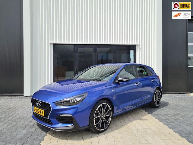 Hyundai I30 1.4 T-GDI N-Line Camera/Carplay/19