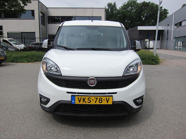 Fiat Doblò Cargo 1.6 MJ L1H1 AIRCO NAVI CRUISE PDC DEALERONDERHOUDEN!!
