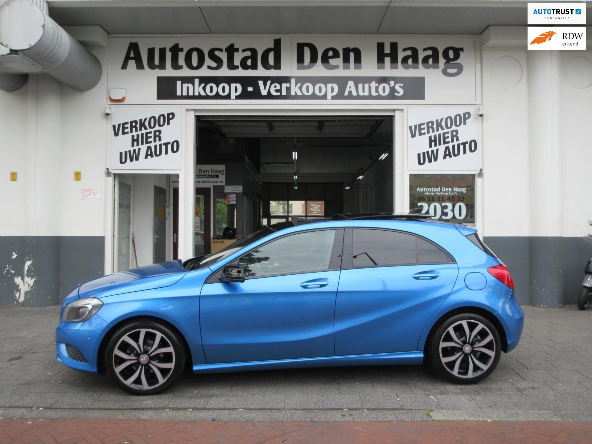 Mercedes-Benz A-klasse occasion - Autostad Den Haag