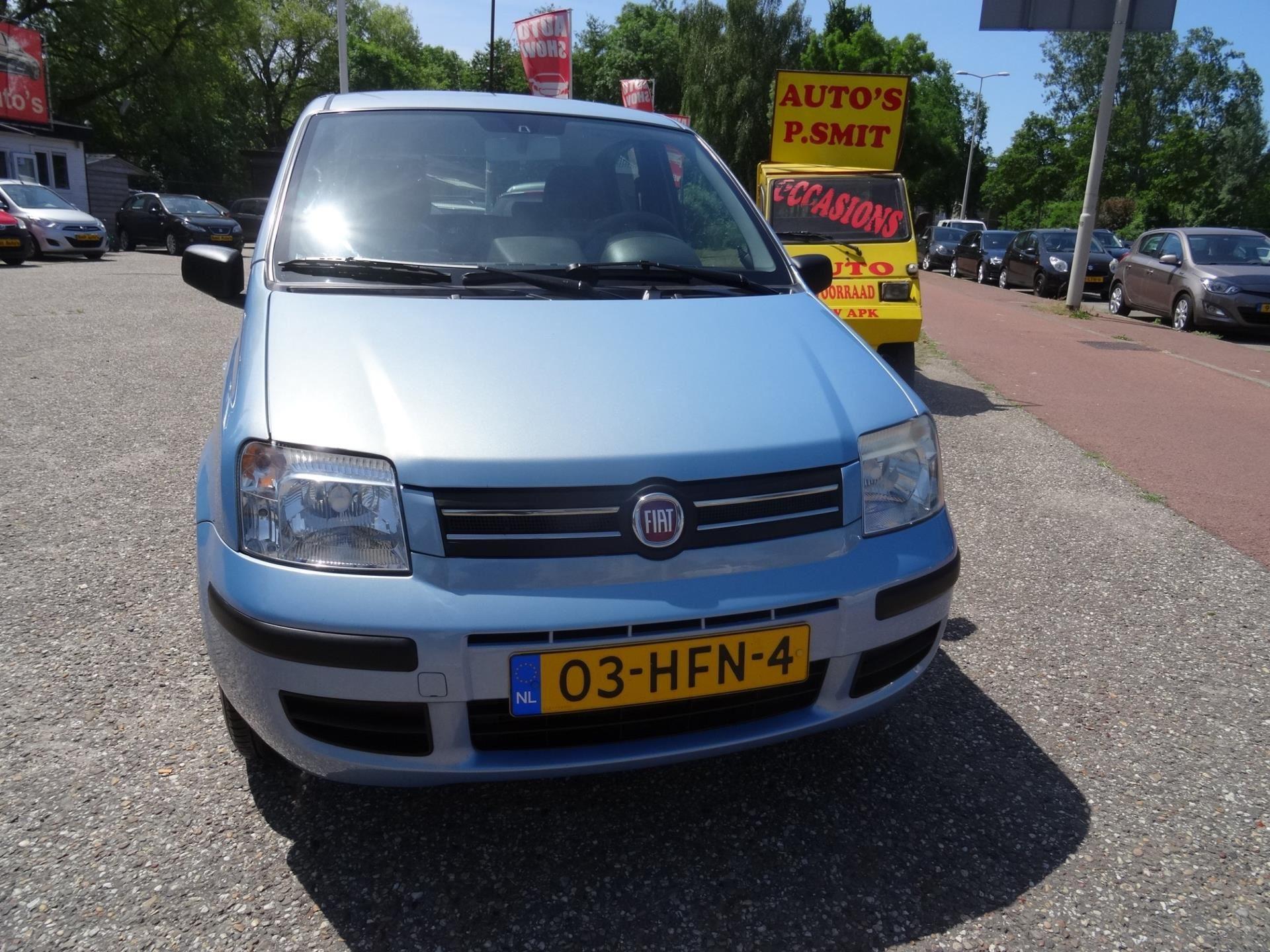 Fiat Panda occasion - Auto Smit