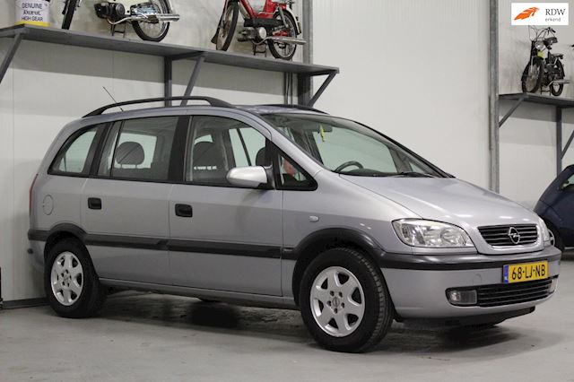 Opel Zafira 1.8-16V Elegance | Airco | APK 03-2022 | 7-persoons