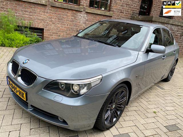 BMW 5-serie 530i Executive De Perfecte Youngtimer Weinig Km !