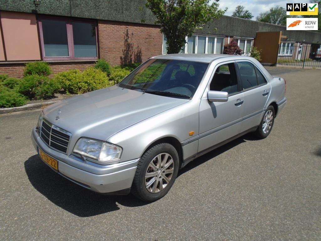 Mercedes-Benz C-klasse occasion - Handelsonderneming Posthumus
