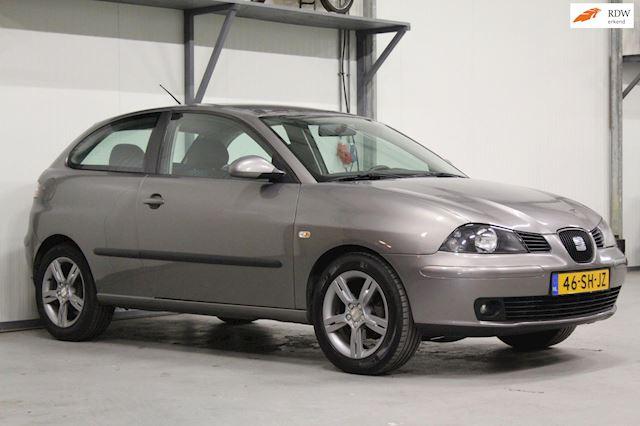 Seat Ibiza 1.4-16V Reference | Sportief | Nieuwe APK | Rijdt goed