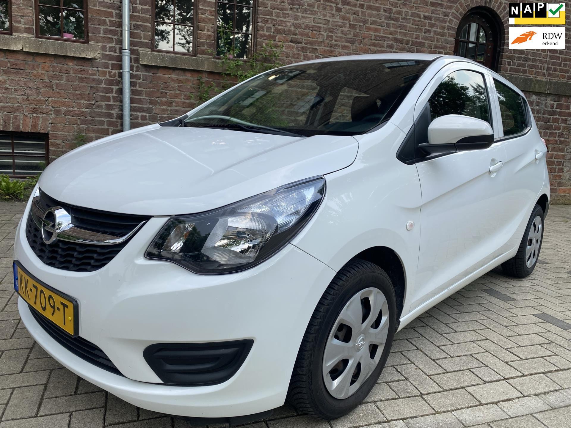 Opel KARL occasion - Autokaba Enschede