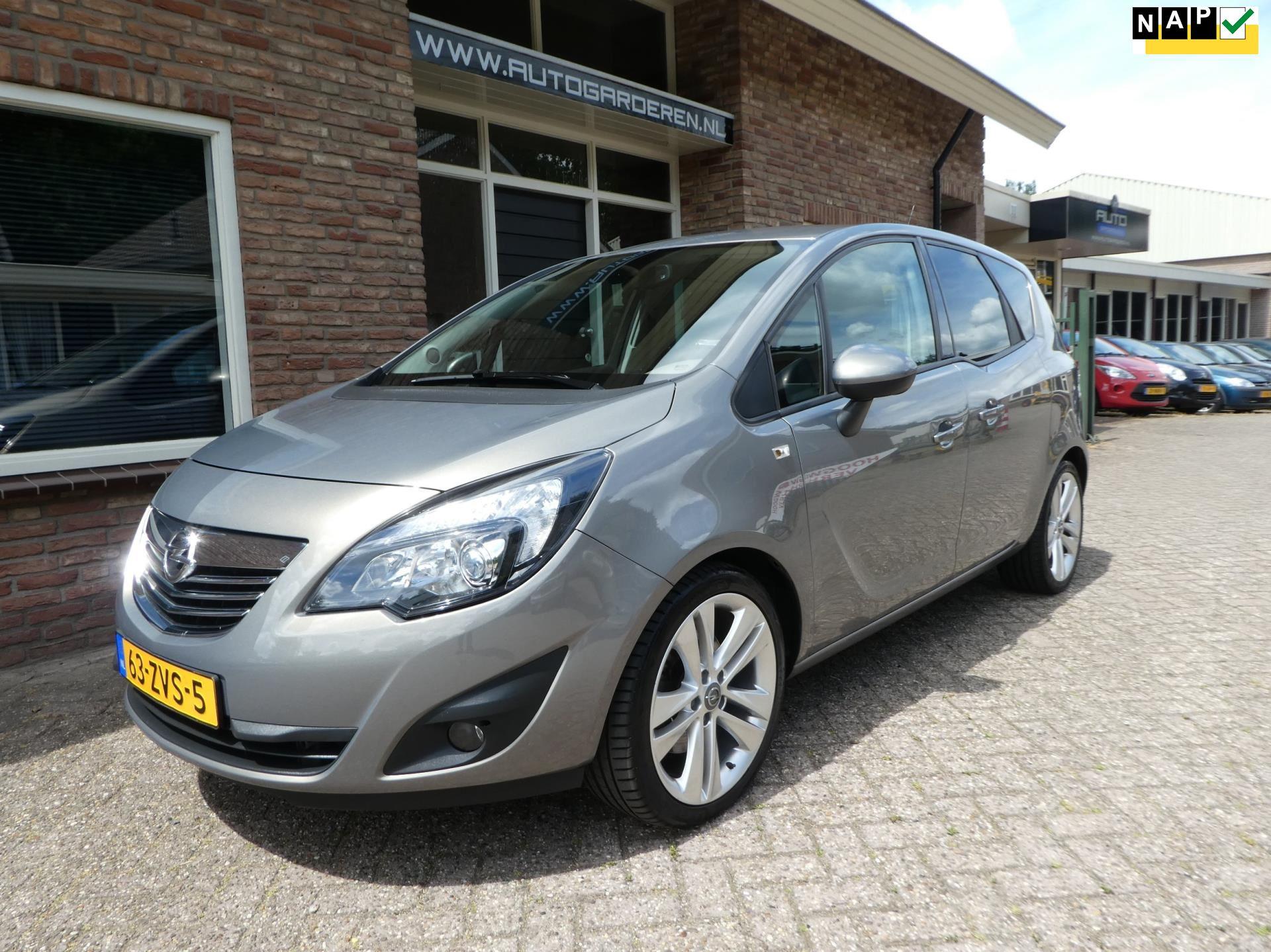 Opel Meriva occasion - Auto Garderen