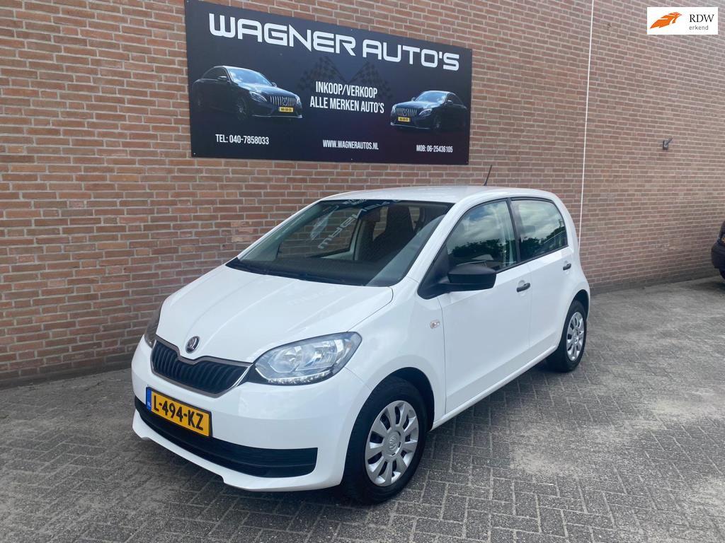 Skoda Citigo occasion - Wagner Auto's