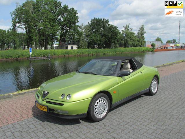 Alfa Romeo Spider 2.0-16V T.Spark Nederlandse dealerauto 82000 km