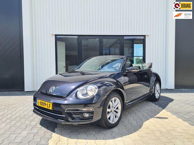 Volkswagen Beetle Cabriolet 1.4 TSI Exclusive Series