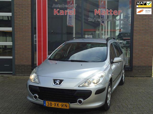 Peugeot 307 Break 1.4-16V D.Sign *NETTE AUTO* *AIRCO* *APK T/M 02-06-2022*