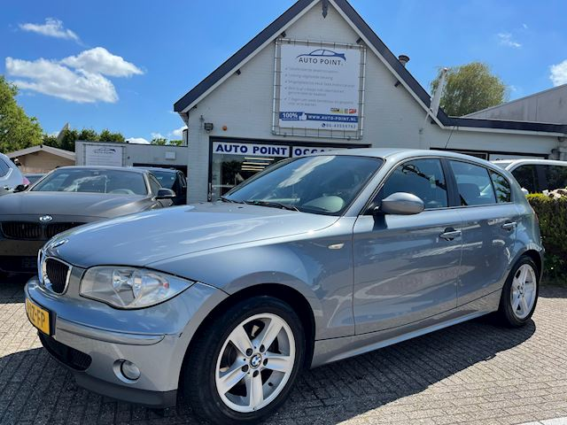 BMW 1-serie 116i High Executive airco 5-deurs pdc nette staat apk