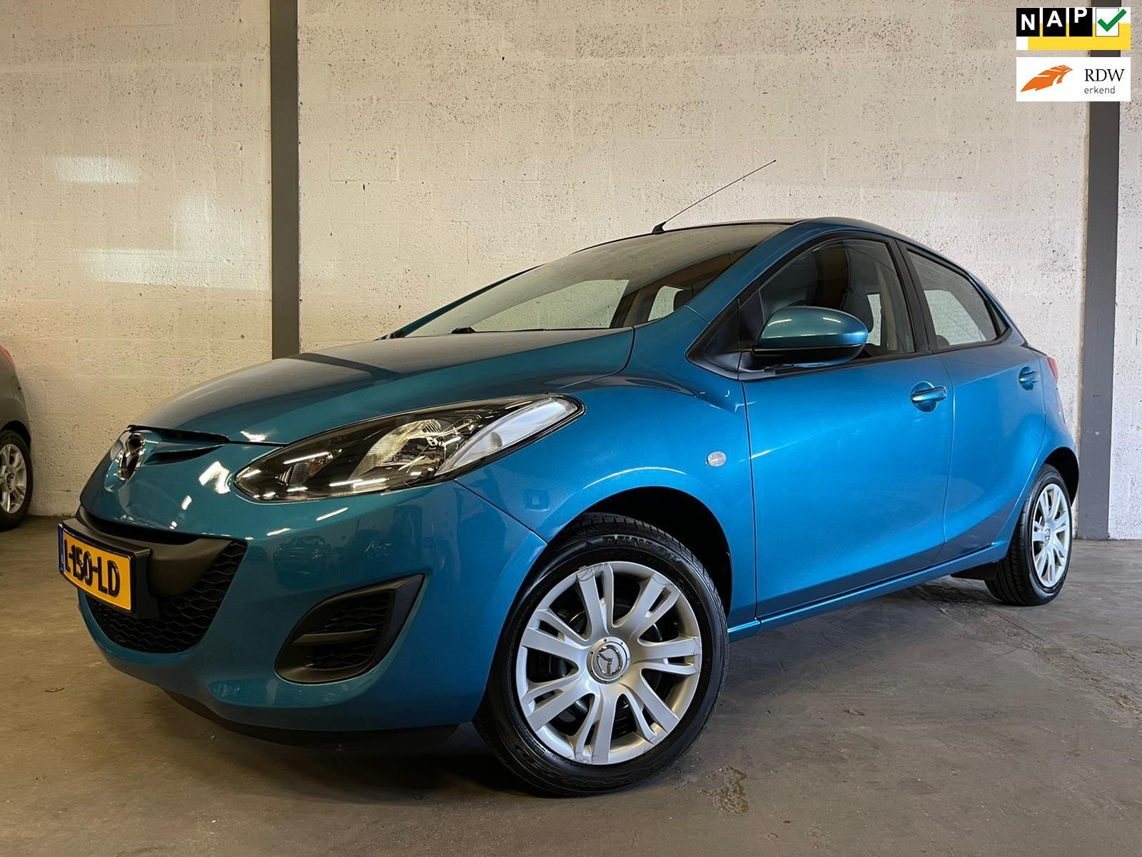 Mazda 2 occasion - Auto Centrum Heerhugowaard