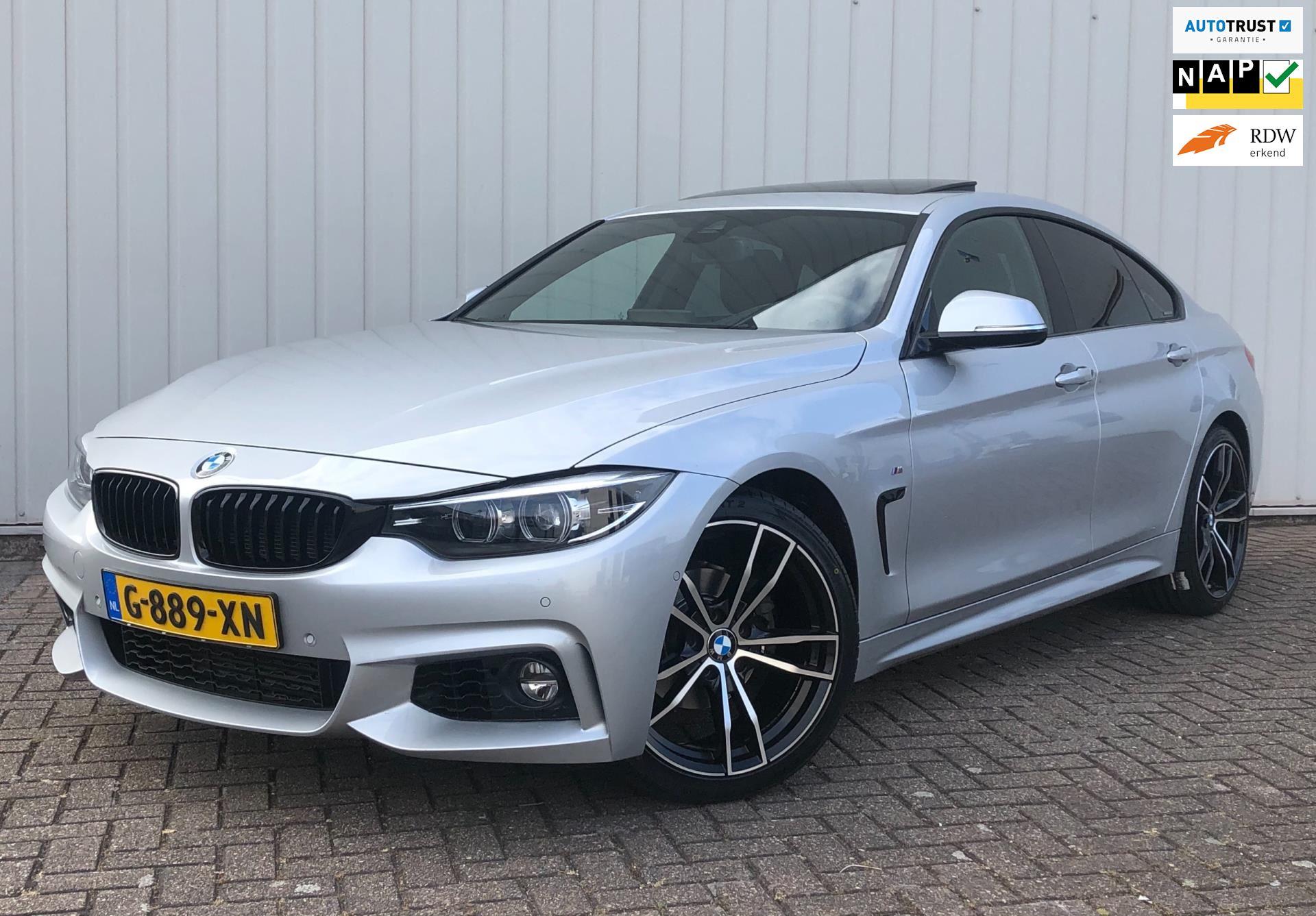BMW 4-serie Gran Coupé occasion - Heel Holland Rijdt