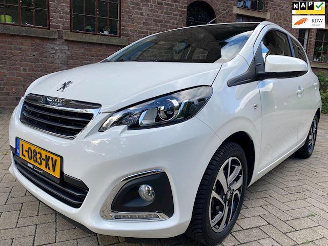 Peugeot 108 1.0 VTi Allure Vol Automaat Nieuw !