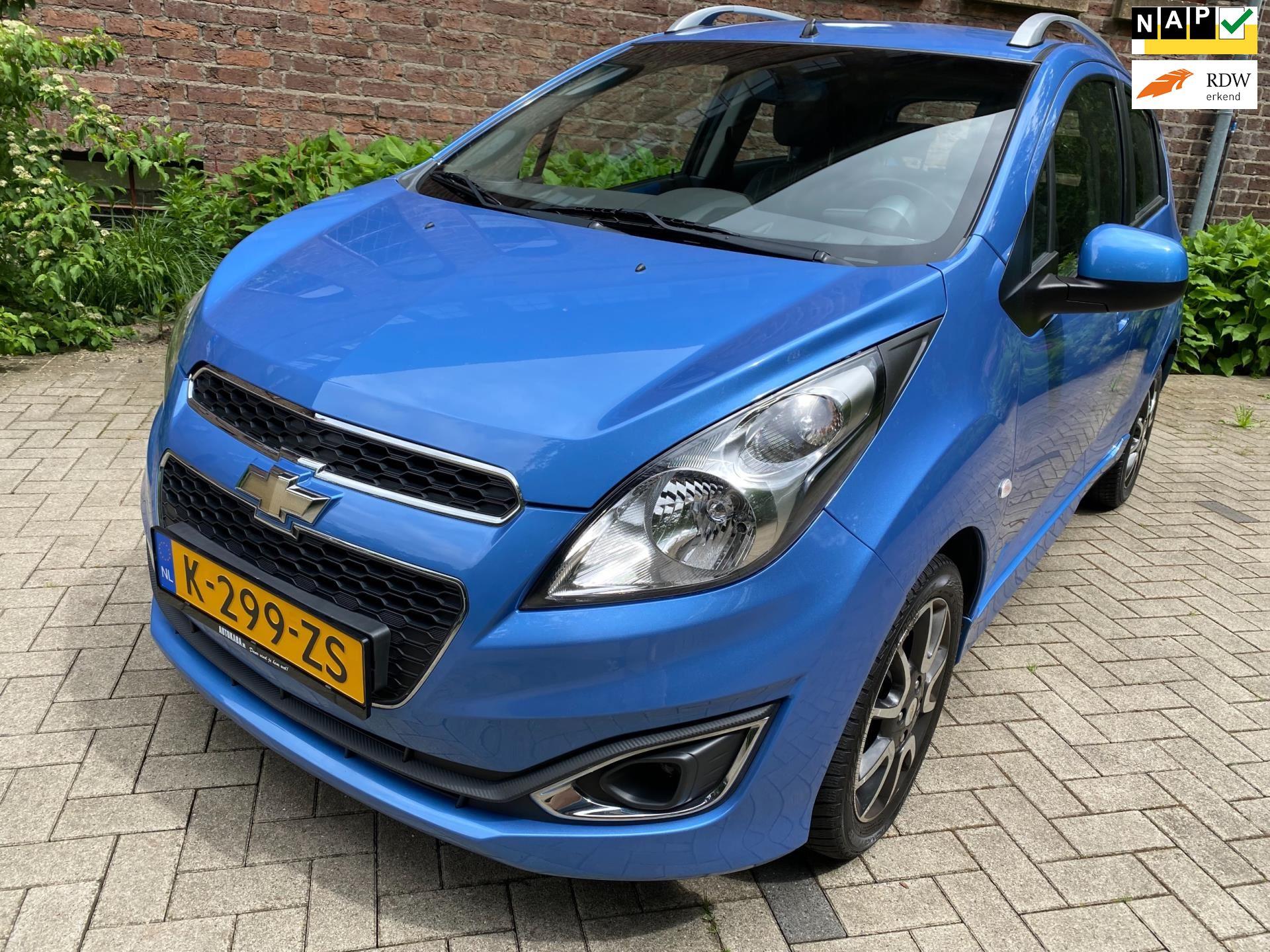 Chevrolet Spark occasion - Autokaba Enschede