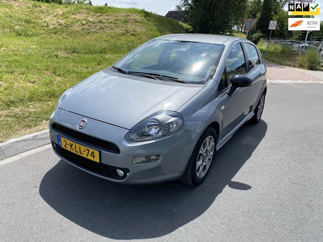 Fiat Punto Evo occasion - RW Cars