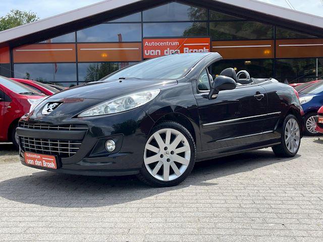 """Peugeot 207 CC 1.6 THP Sport 155Pk Leder Climate Controle Pdc Stoelverwarming 17"""" Nieuwe Apk"""