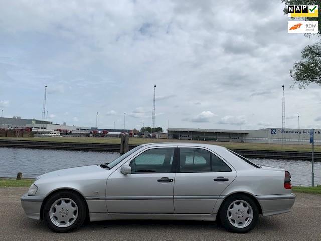 Mercedes-Benz C-klasse 180 Sport Aut, Airco, Concoursstaat, Orig Ned