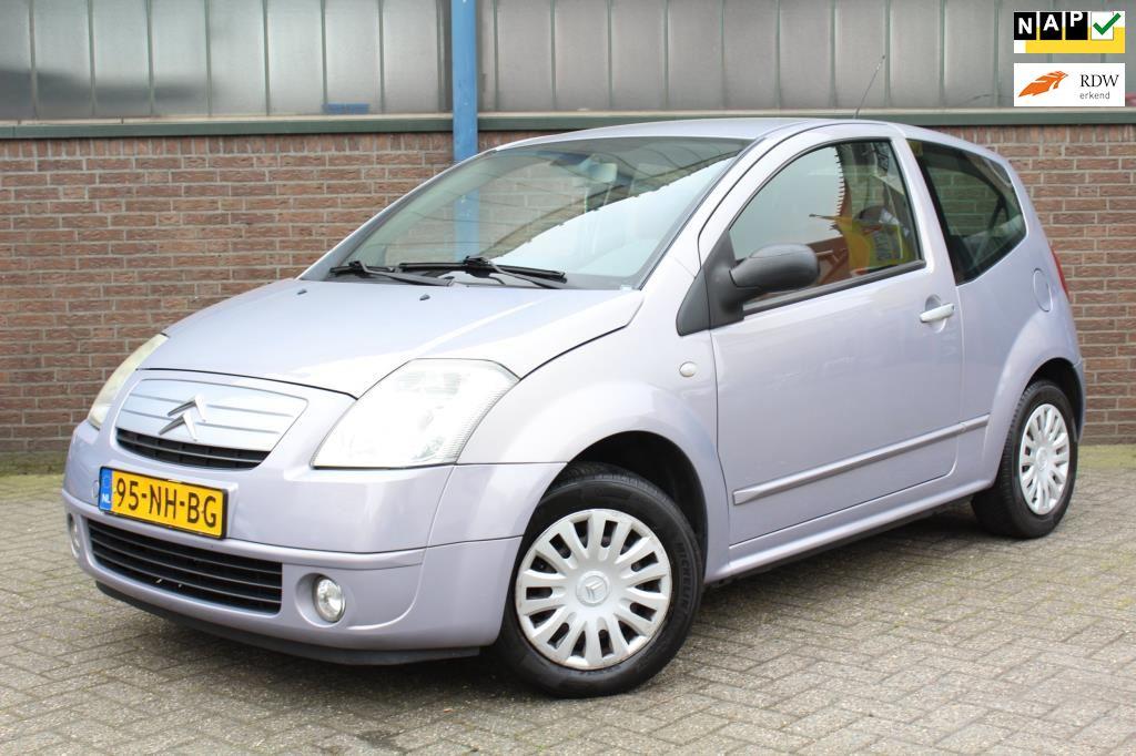 Citroen C2 occasion - Dagdelen Auto's