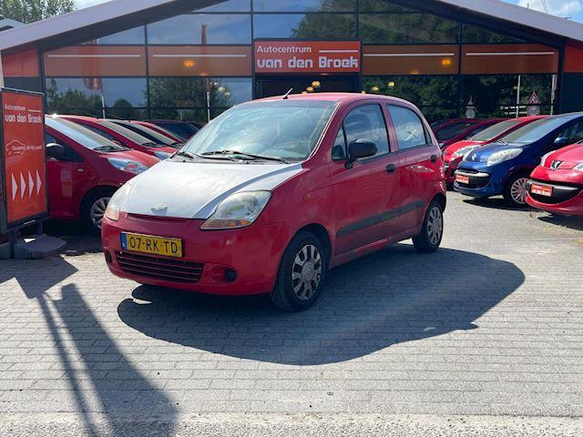 Chevrolet Matiz 1.0 Style apk tot 22.06.2022