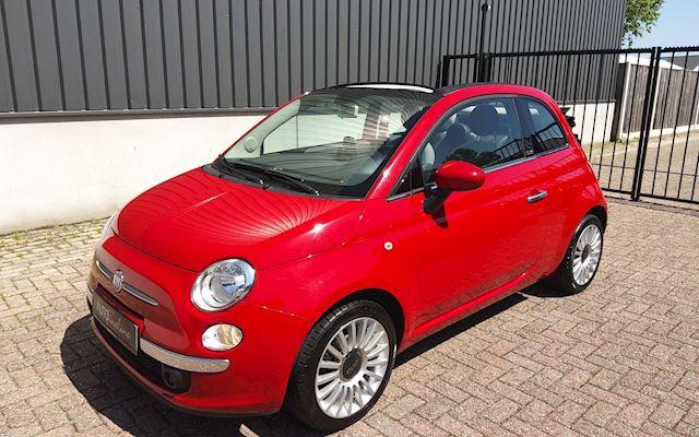 Fiat 500 C 1.2 Lounge / AUTOMAAT / NAVI / 60.000 NAP / ZGAN!