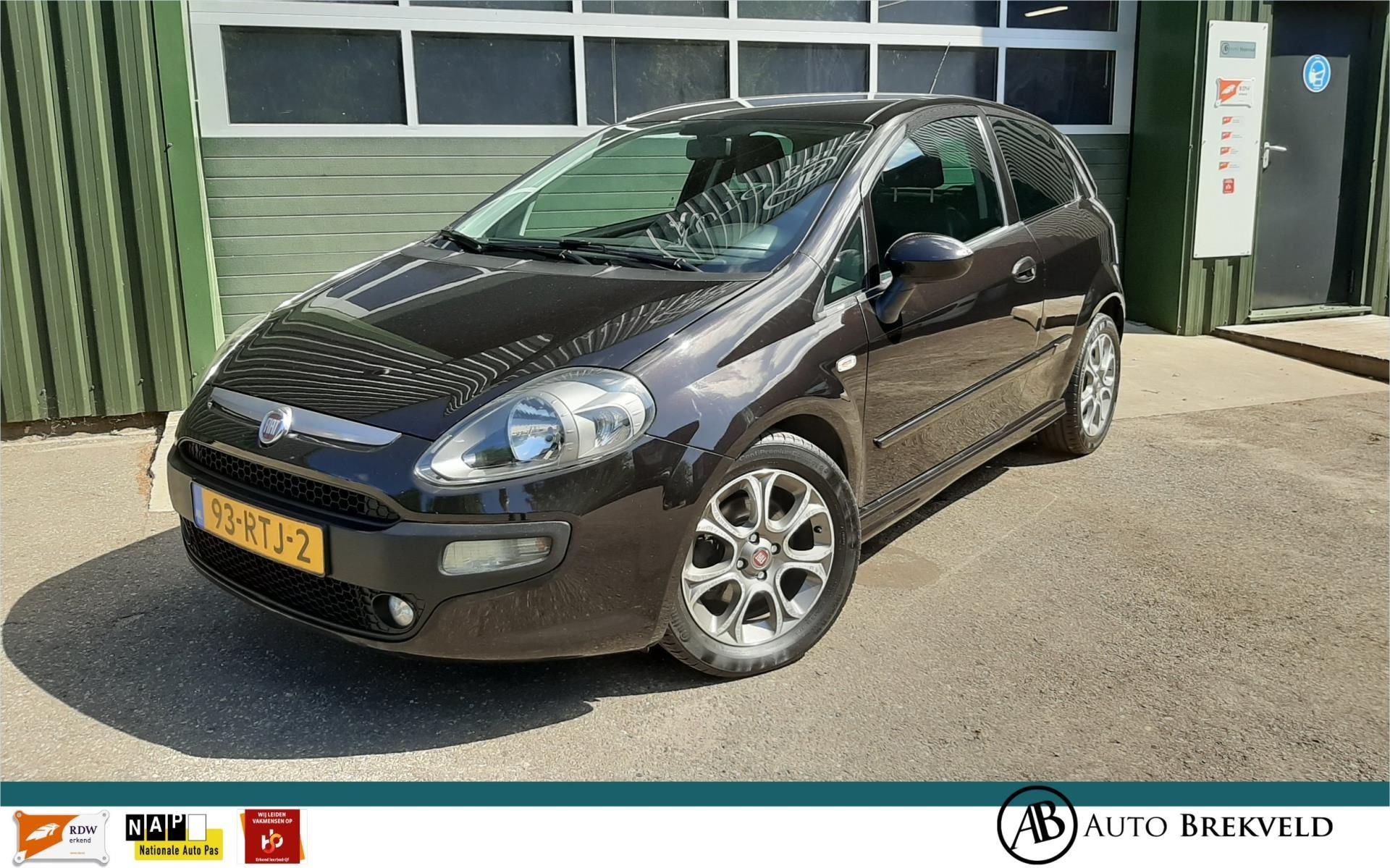 Fiat Punto Evo occasion - Auto Brekveld