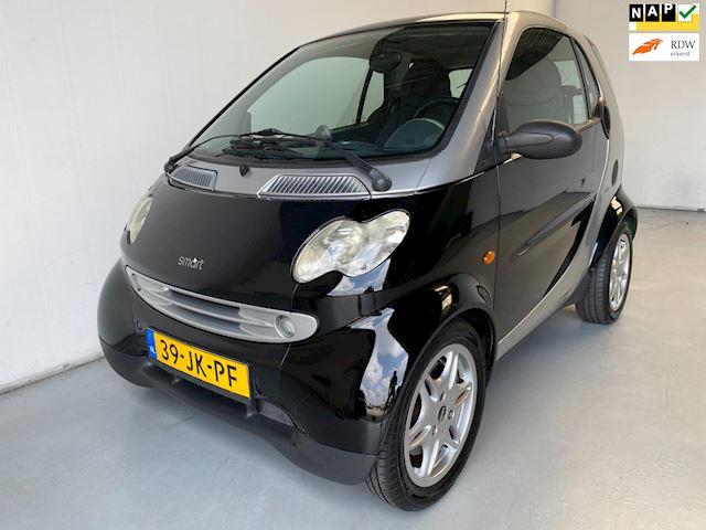 Smart City-coupé Smart & passion Airco Panorama Radio/cd APK