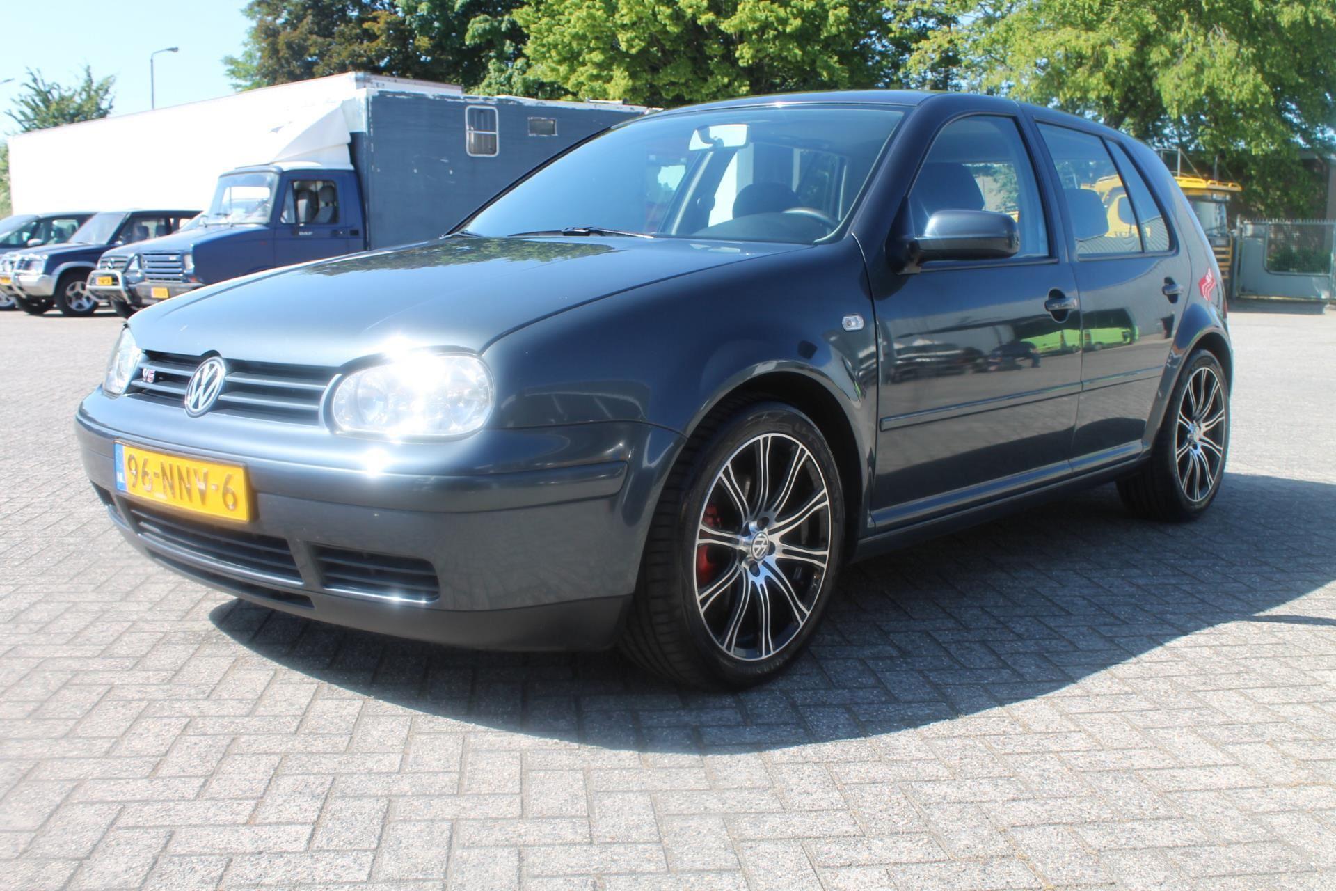 Volkswagen Golf occasion - WSR Transport