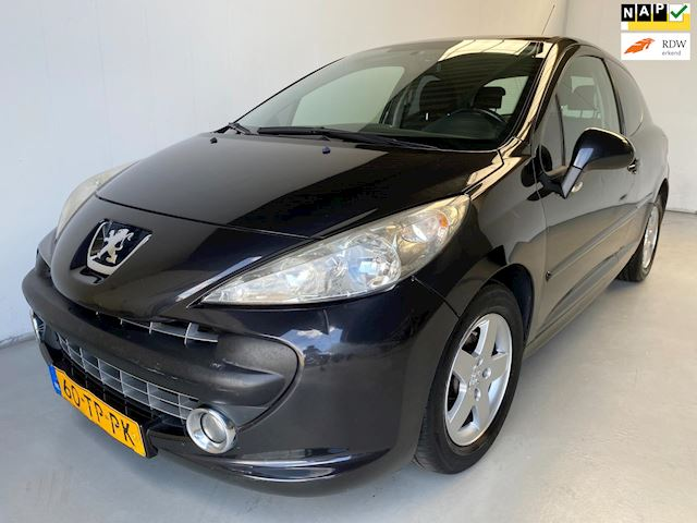 Peugeot 207 1.4-16V XS Pack Climate+Cruise control
