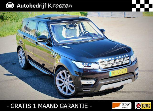 Land Rover Range Rover Sport 3.0 TDV6 HSE Dynamic * Org NL Auto * Van 1e Eig * Dealer onderhouden *