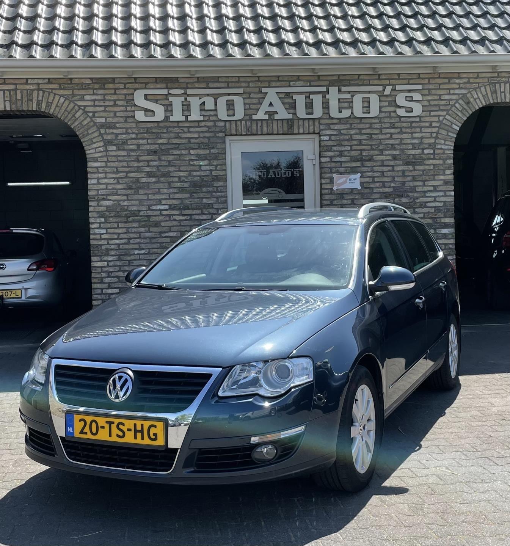 Volkswagen Passat Variant occasion - Siro Auto's