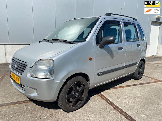 Suzuki Wagon R+ 1.3 GL, airco, Nap, hoge instap, inruilkoopje