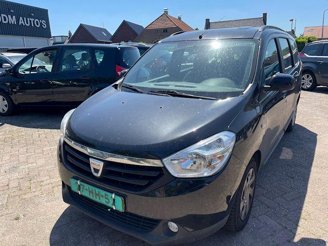 Dacia Lodgy 1.5 dCi Lauréate 7p.