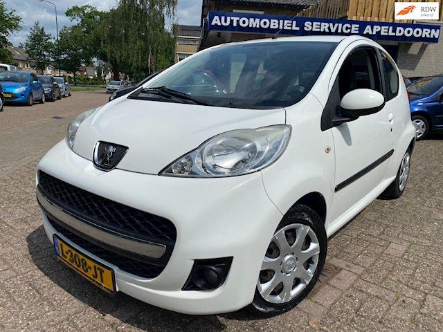 Peugeot 107 1.0-12V Millesim 200 *AUTOMAAT*ELEKTR. RAMEN*STUURBEKR.*NW. APK*