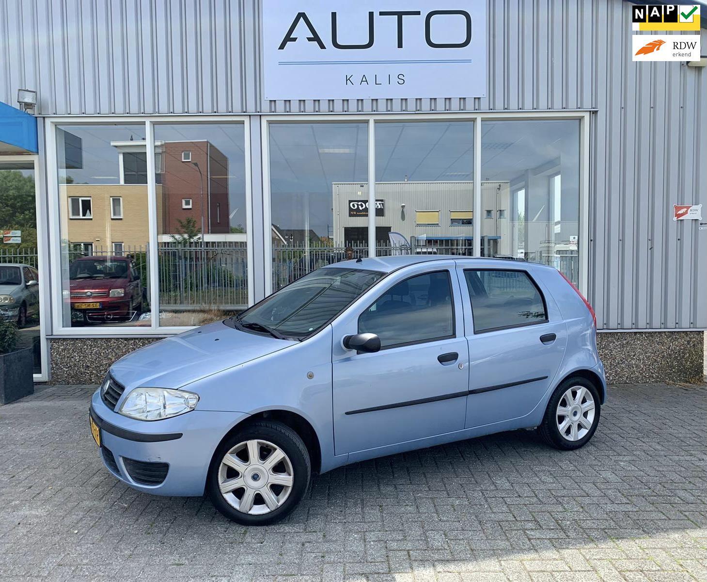Fiat Punto occasion - Auto Kalis