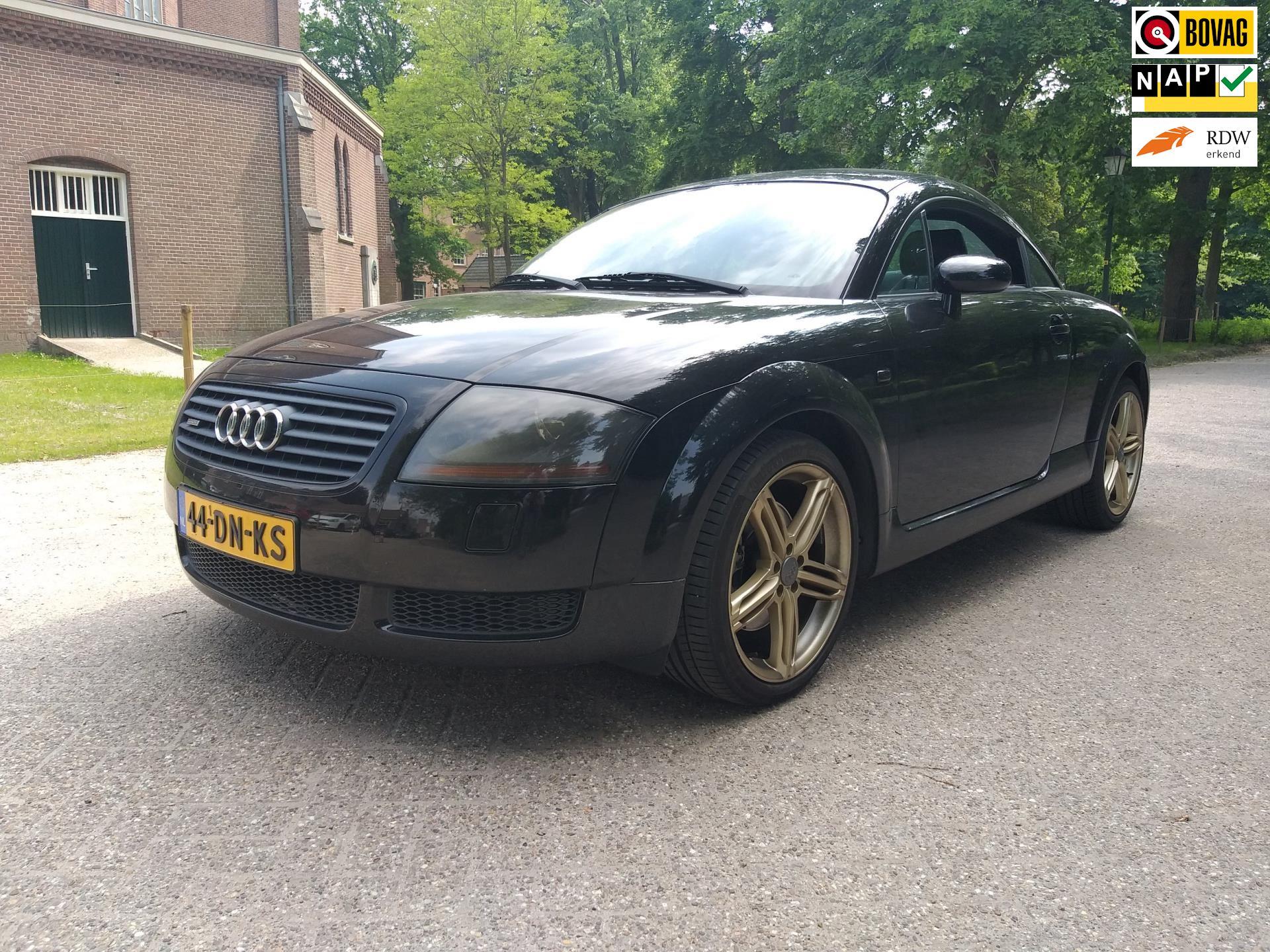 Audi TT occasion - Garage C. Vink