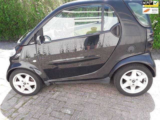 Smart City-coupé Smart & pulse MET AIRCO 92000KM