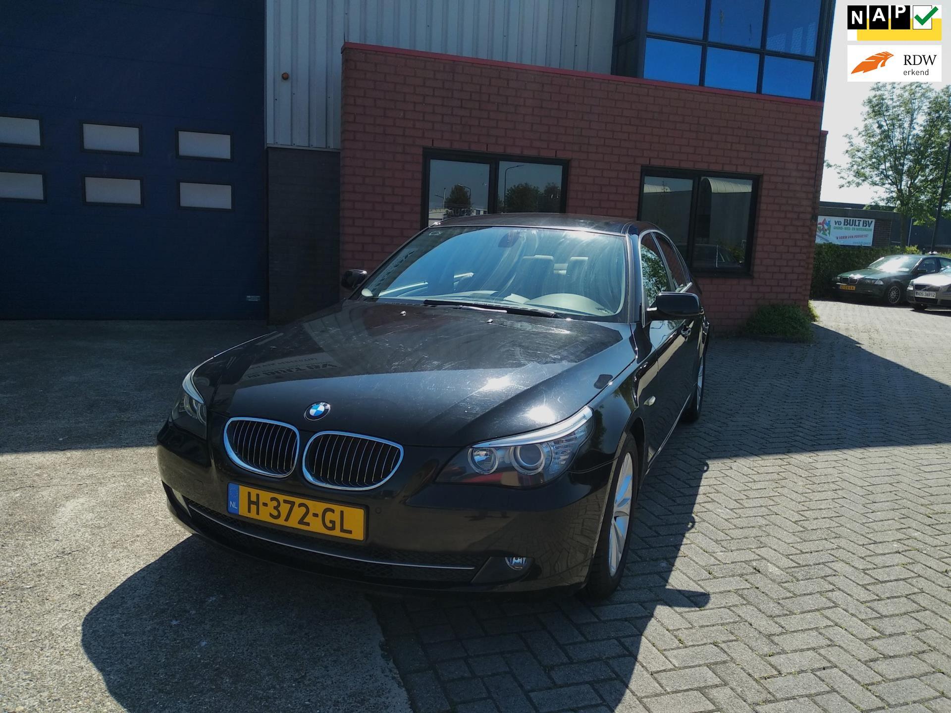 BMW 5-serie occasion - Auto Molenaar
