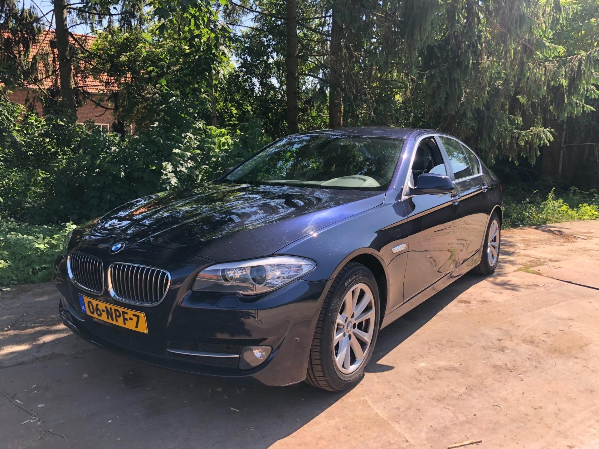 BMW 5-serie occasion - DDM Export B.V.
