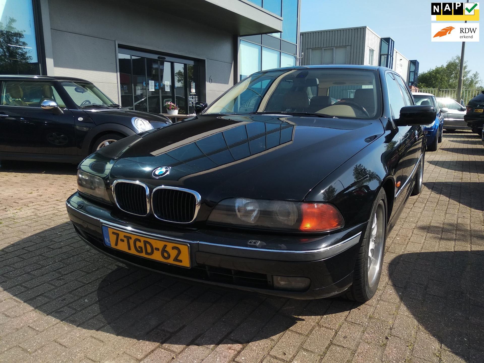 BMW 5-serie Touring occasion - Auto Molenaar