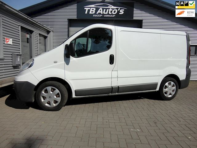 Renault Trafic 2.0 dCi T27 L1H1 Eco  AIRCO   VERKOCHT