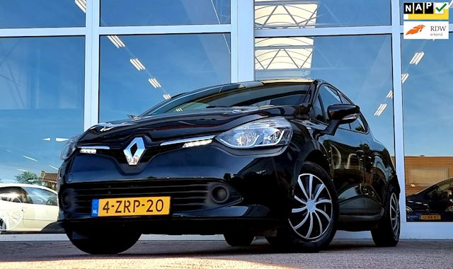 Renault Clio 1.5 dCi ECO Night&Day Mooi Navi PrivacyGlass