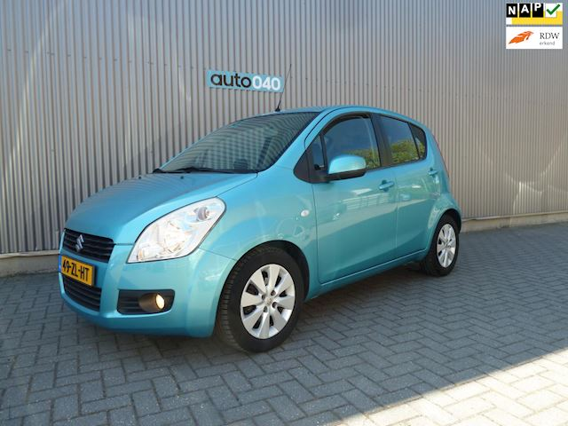 Suzuki Splash 1.2 Exclusive/Airco/Audio/LMV/NAP. Mooie en nette auto