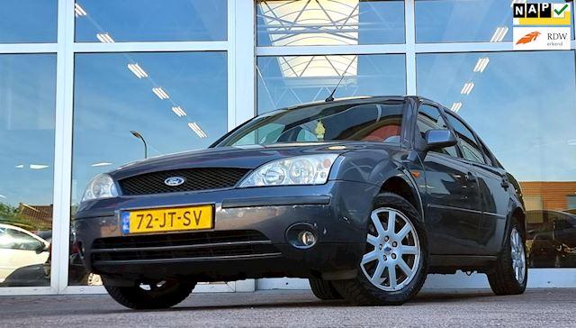 Ford Mondeo 2.0i 16V Collection Lerenbekleding APK 11-06-2022 3e Eigenaar