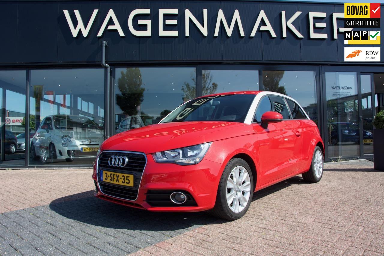 Audi A1 occasion - Wagenmaker Auto's